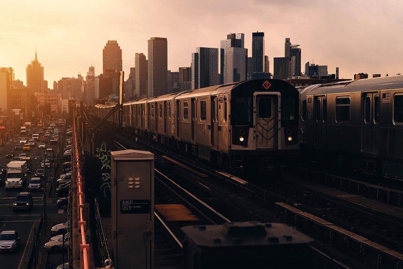 Corona, Queens (NYC) in het zonnetje