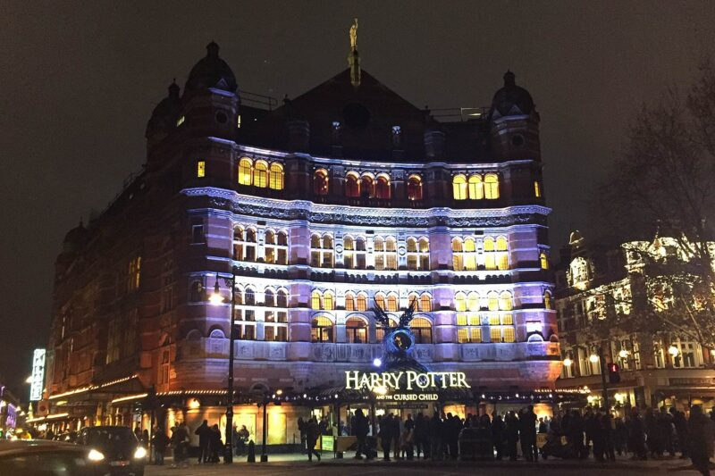 Harry Potter The Play: Harry Potter and the Cursed Child in het Palace Theatre