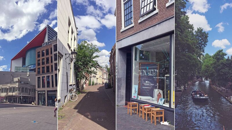 The world according to me #50 Zondag in Utrecht
