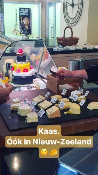 31 juli: Nieuw-Zeelandse kaas proeven hoort er natuurlijk bij