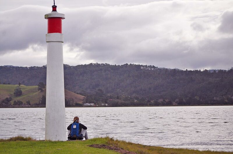 1 augustus: Relaxen in Pauanui