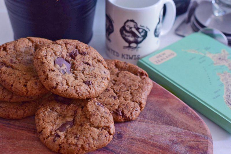 September in beeld: week 3 Chocolate chip cookies
