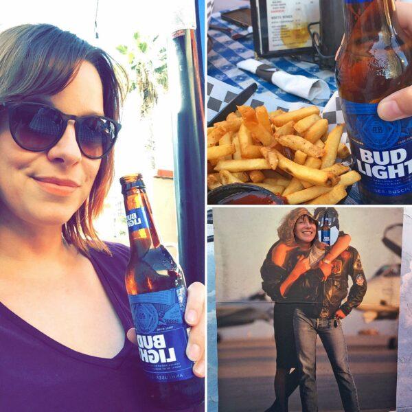 Top Gun Bar San Diego - Natas