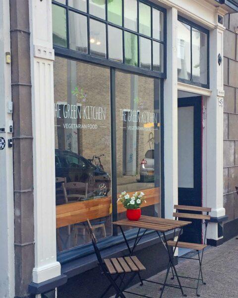 Proef Wageningen: Vegetarisch en veganistisch eten bij The Green Kitchen, Wageningen