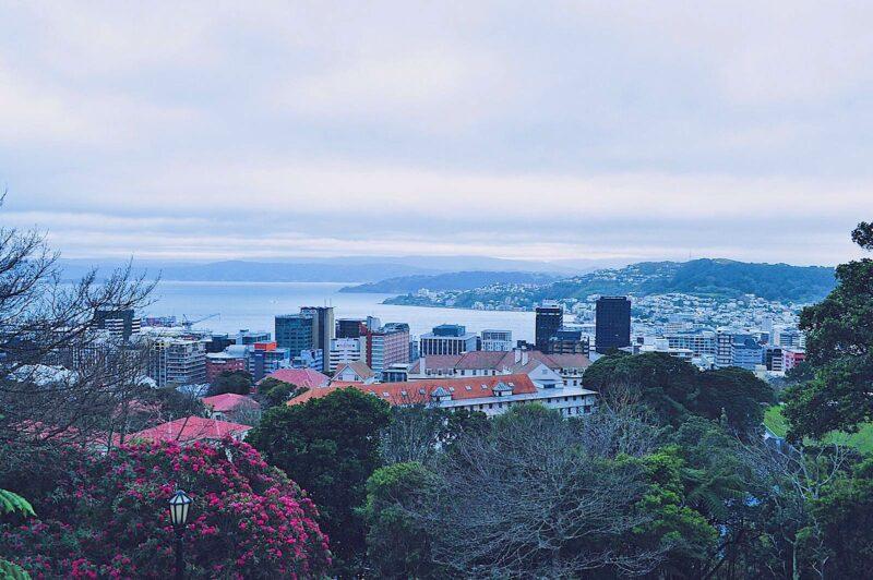 Wellington in Nieuw-Zeeland