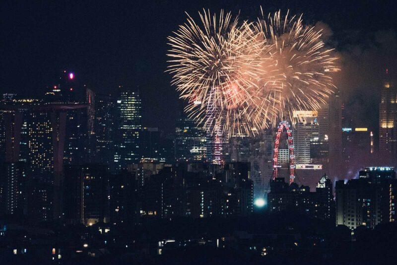 Happy New Year: zo knallen ze in het buitenland het nieuwe jaar in!